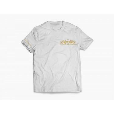 "T-shirt 105 damski biały ""XXL"""