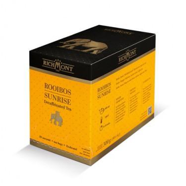 Herbata Richmont - rooibos sunrise - 50szt