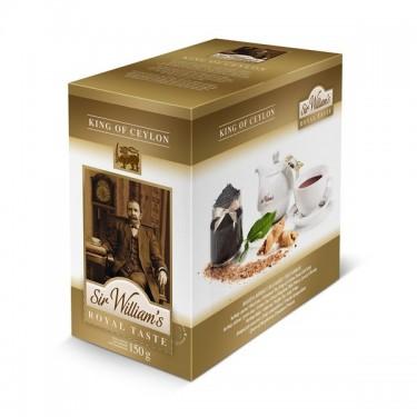 Herbata Sir Williams - king of ceylon - 50szt