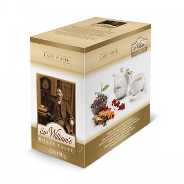 Herbata Sir Williams - lady white - 50 szt