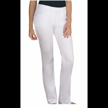 Spodnie kucharskie damskie - rozmiar 34