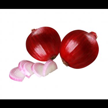 Cebula czerwona – pióra 500g