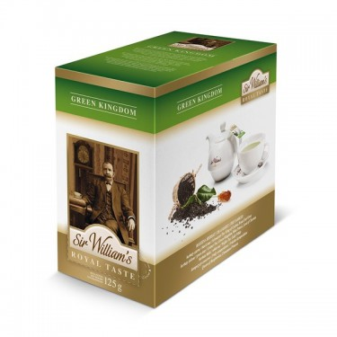 Herbata Sir Williams - green kingdom - 50 szt