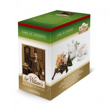 Herbata Sir Williams - lord of cherries - 50 szt