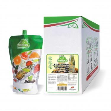 Lemoniada 105 - koncentrat cytrynowo-pomarańczowy (6x1kg)