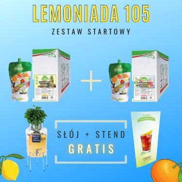 Lemoniada 105 - zestaw startowy